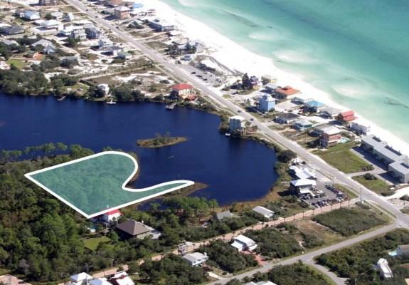 Lot 26 Allen Lake, Santa Rosa Beach, FL