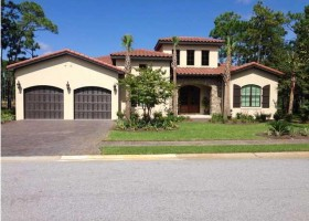 This is a home of similar design and build and is not the actual home at 1645 San Marina.